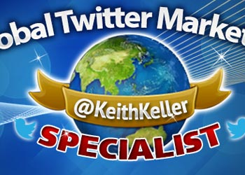 Keith Keller Twitter Marketing Coach
